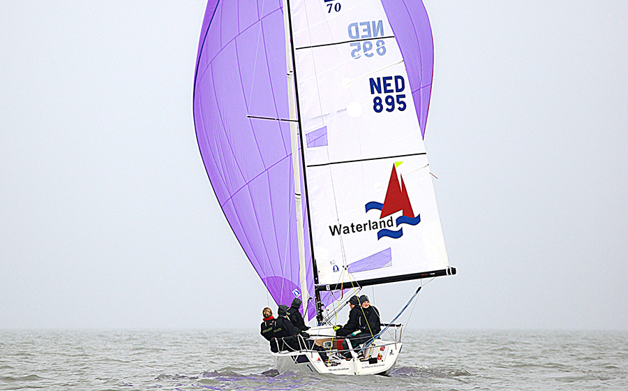 she sails J70